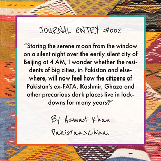 Journal Entry #002