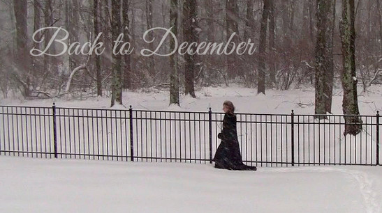 """""""Back to December"""""""