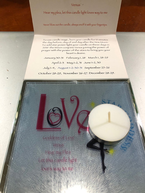 Love Candle Magic Kit