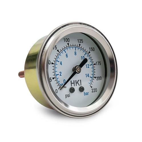 Single Needle Air Pressure Gauge