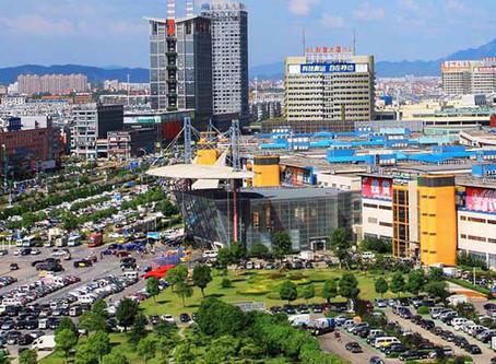 Mercado de Yiwu e as oportunidades para pequenos negócios
