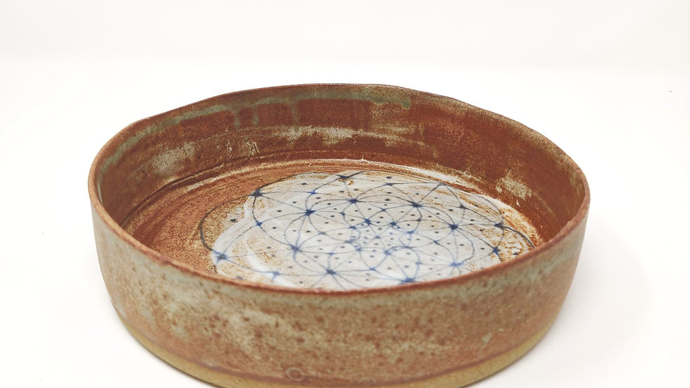 Spako Clay Large Soup Bowl B