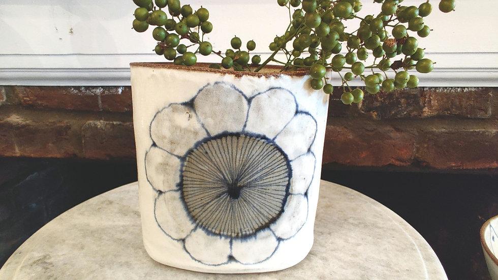 Spako Clay Vase - Single Flower