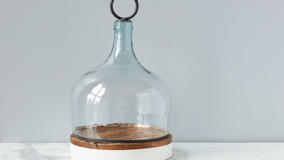 Barcelona Glass Cloche