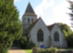 St Peter's Offham