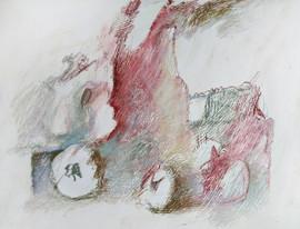 масляная пастель
