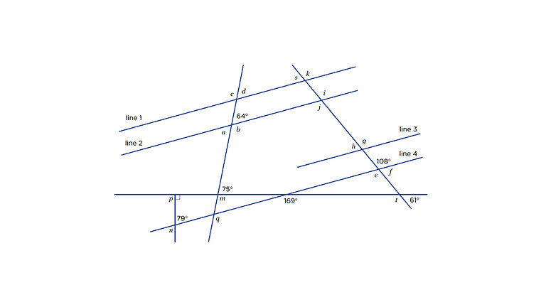 Online Geometry Winter 2022 Session: All About Angles