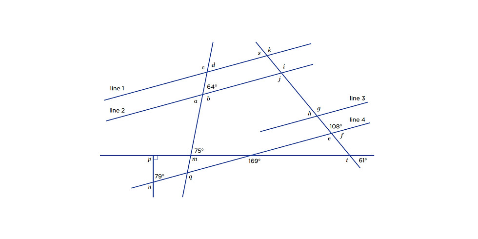 Online Geometry Workshop: All About Angles