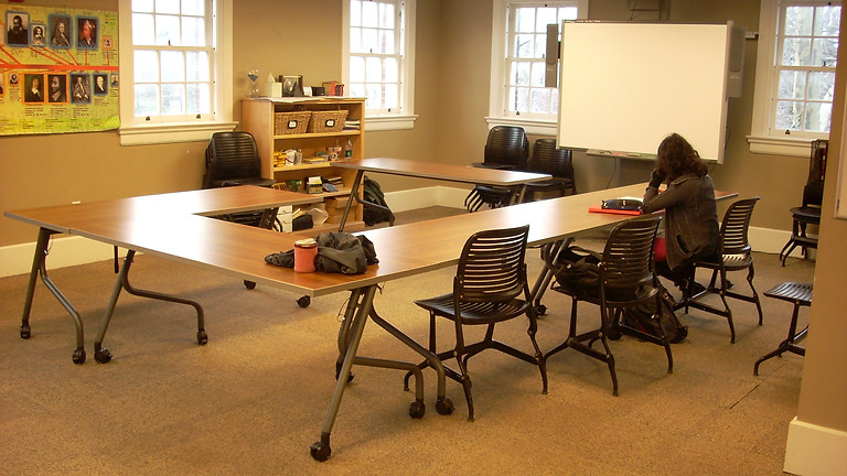 Online Workshop: Components of the Classroom (Happening Now!)