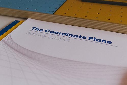 Coordinate Plane Activity Booklet
