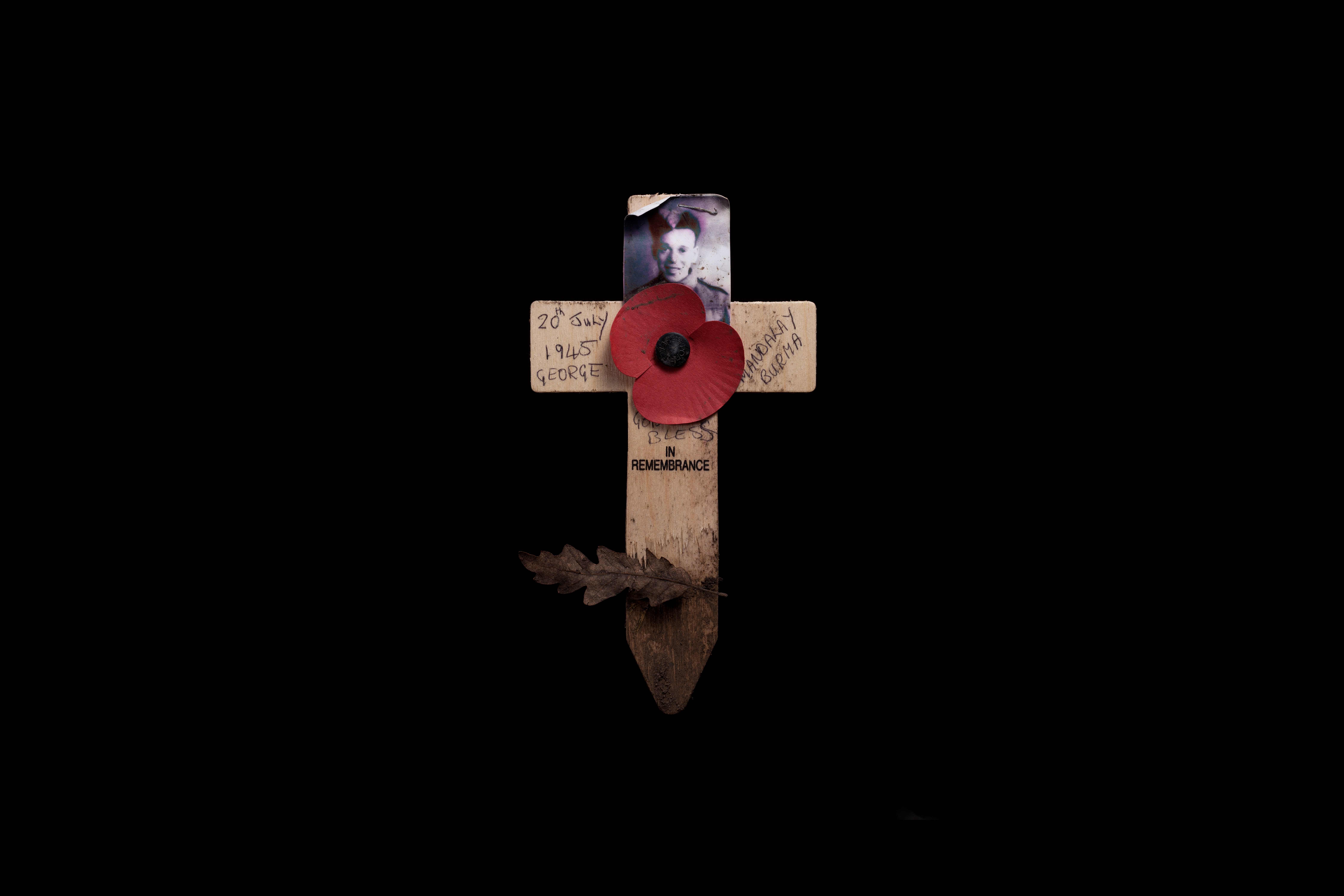 Remembrance Cross #15