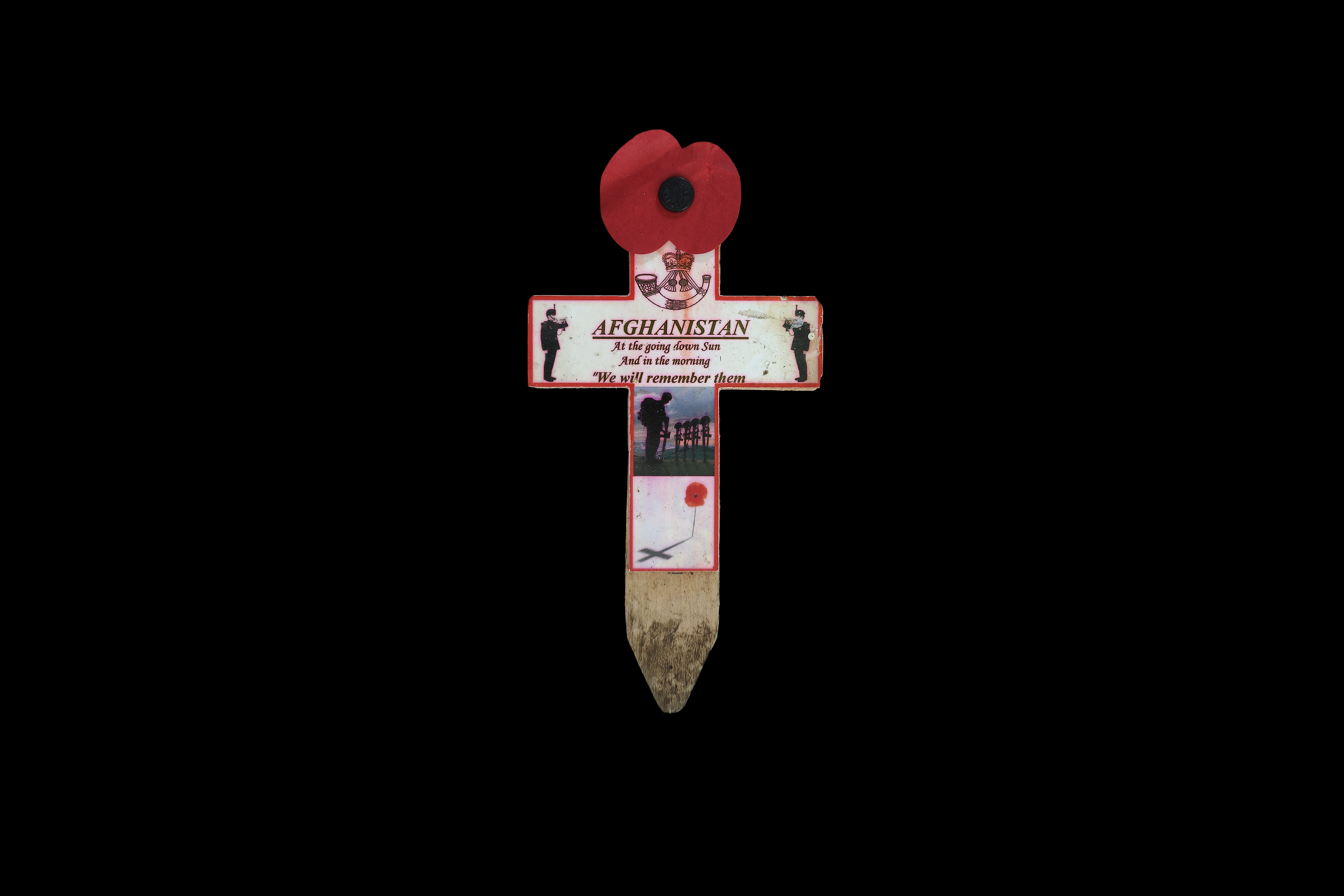Remembrance cross 3