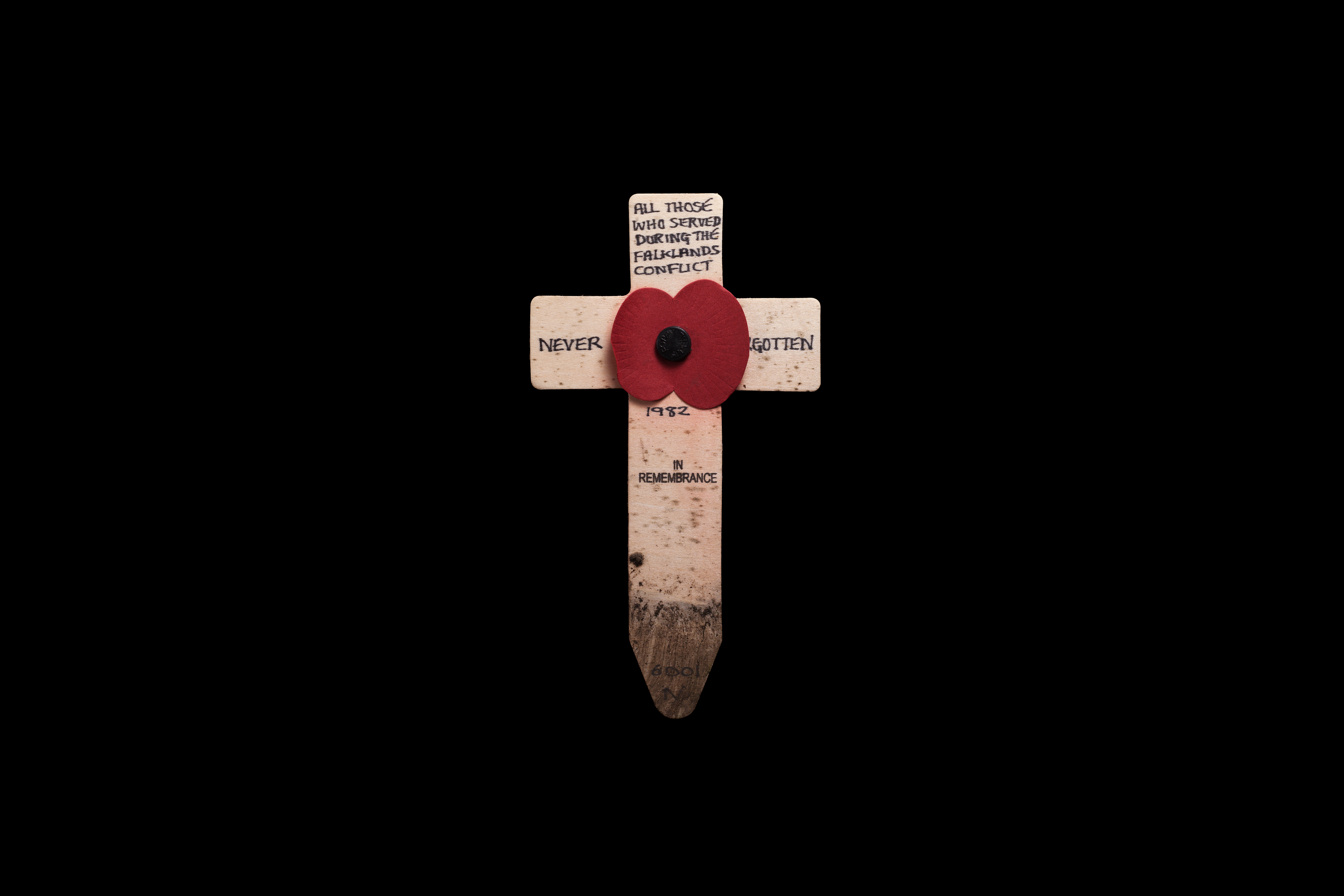 Remembrance Cross #21
