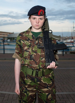 591878. Royal Marine Cadet