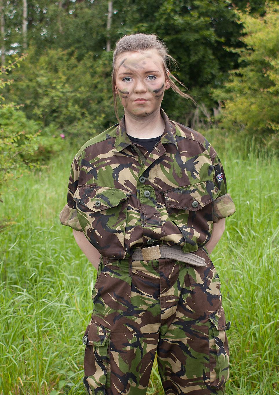 588019. Royal Marine Cadet