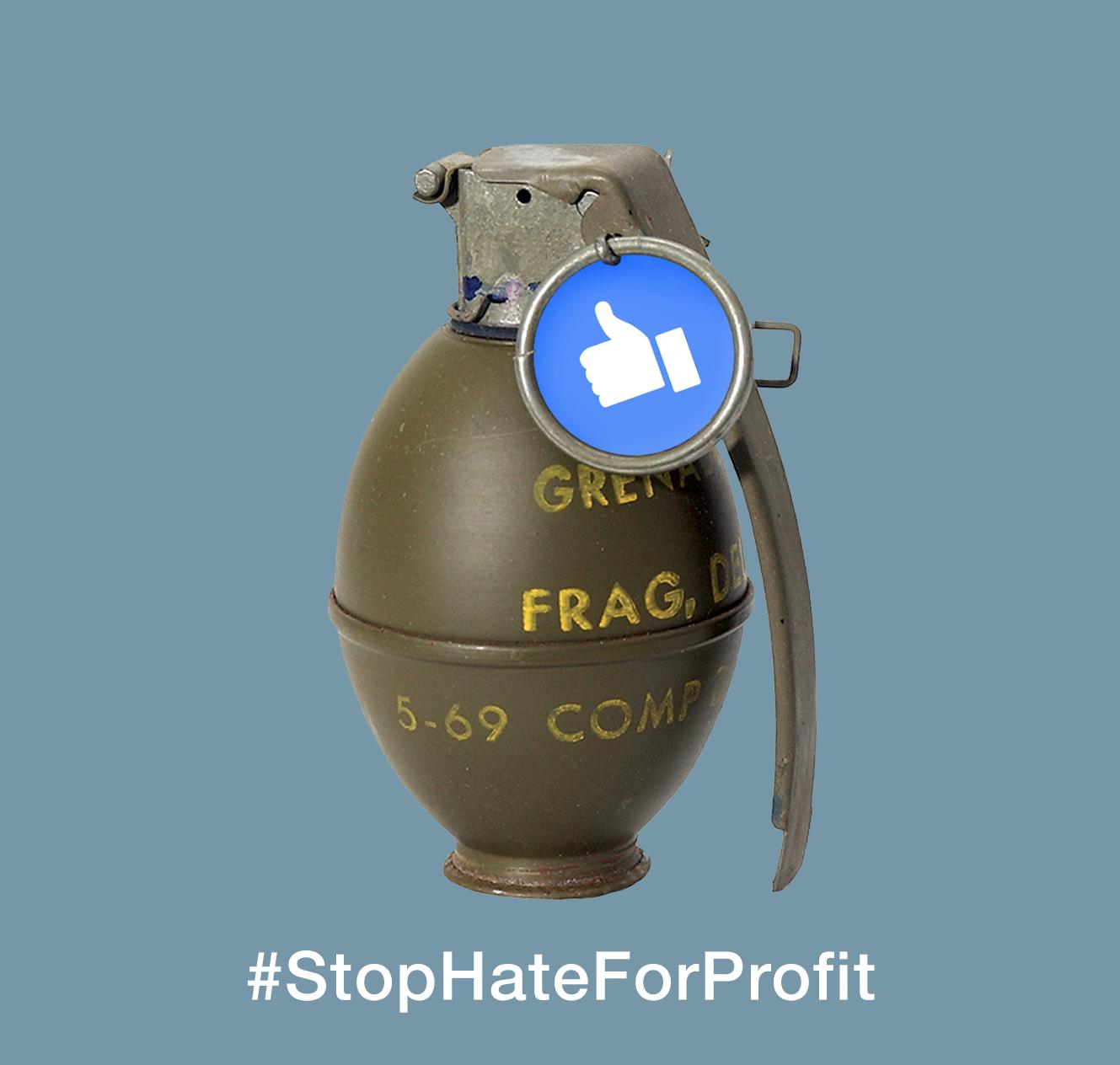 #StopHateForProfit
