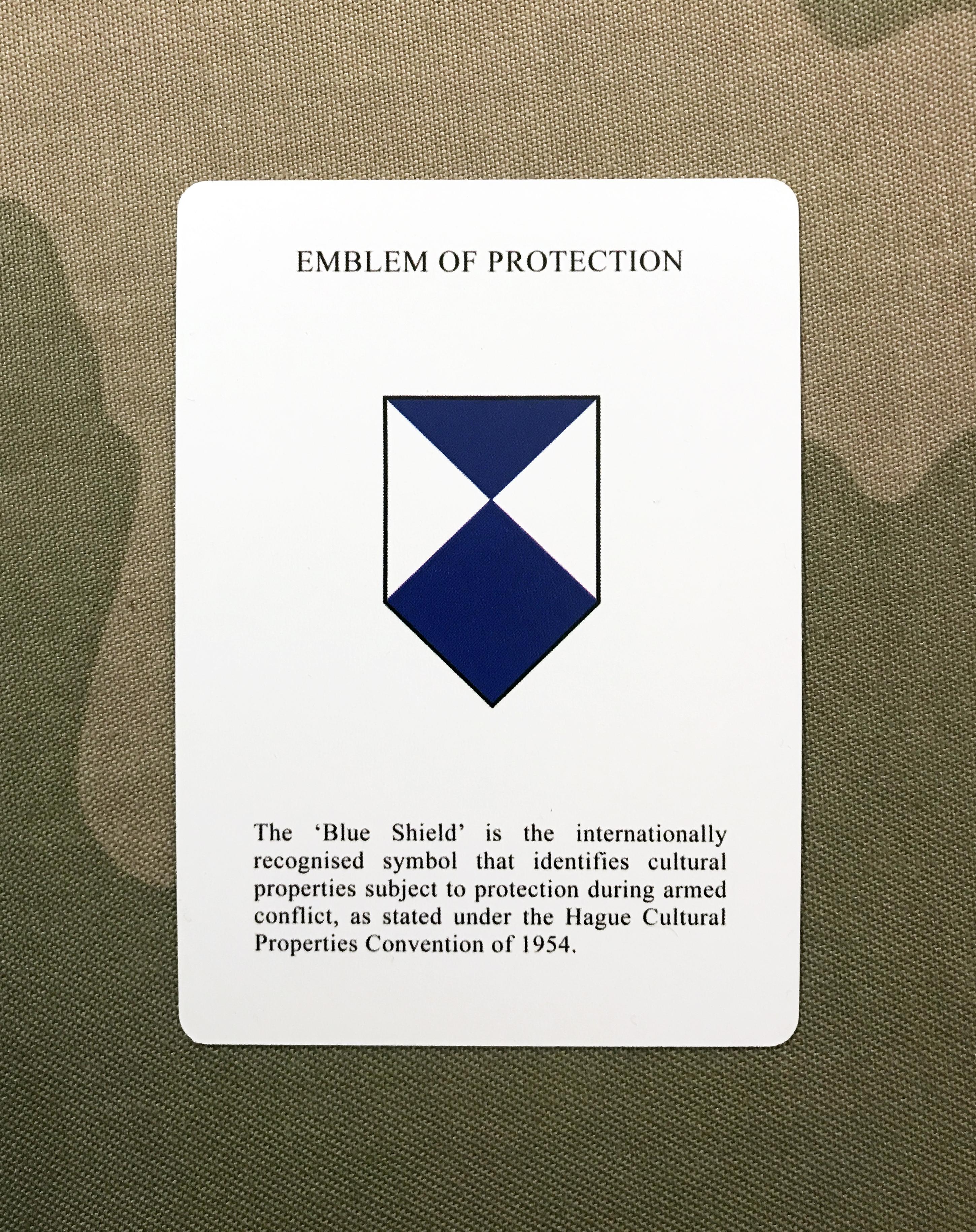 Info Card no