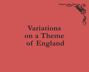 Variations on a Theme of England  (Work-in-progress from new landscape project coming soon...)