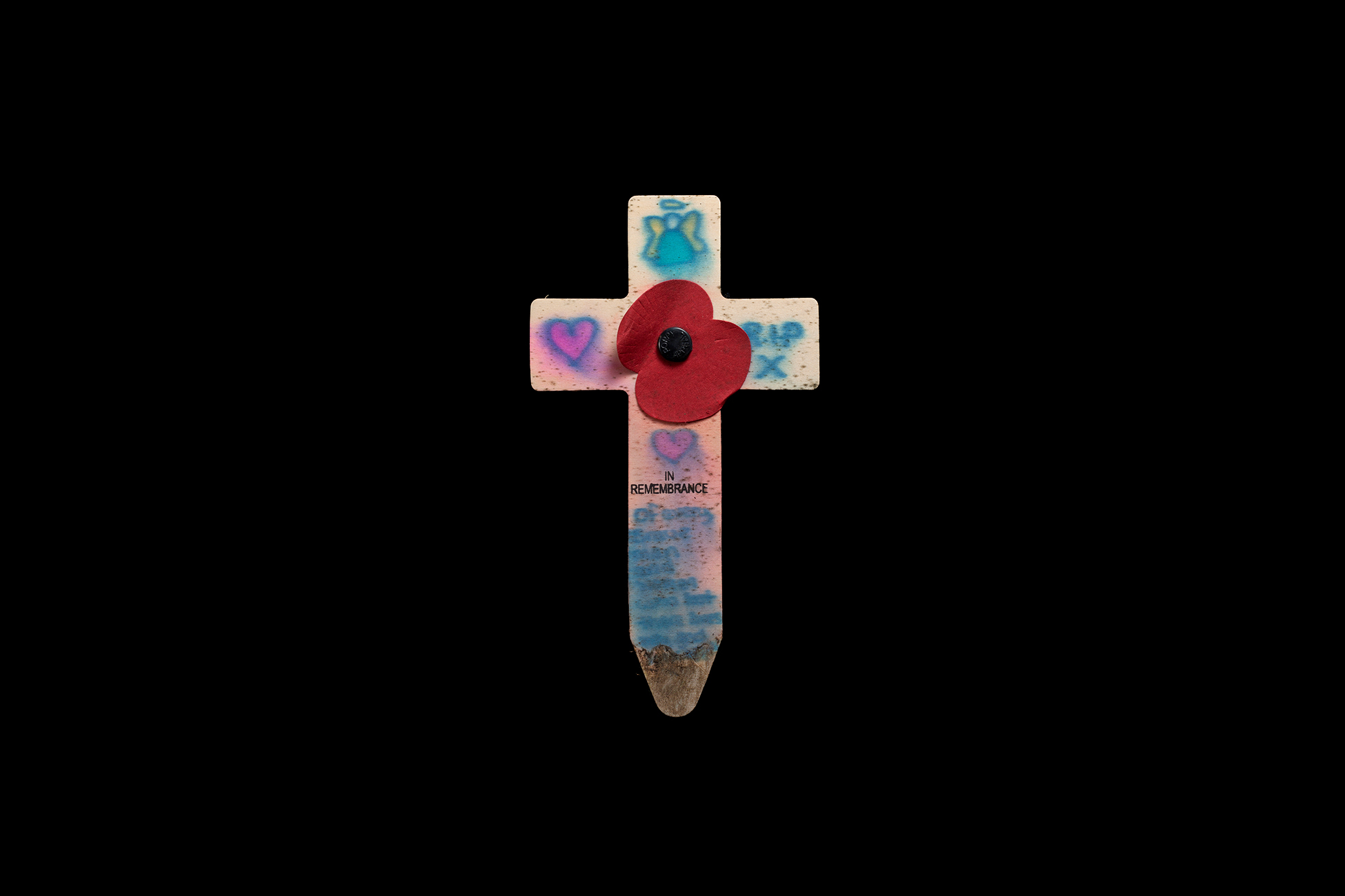 Remembrance Cross #6