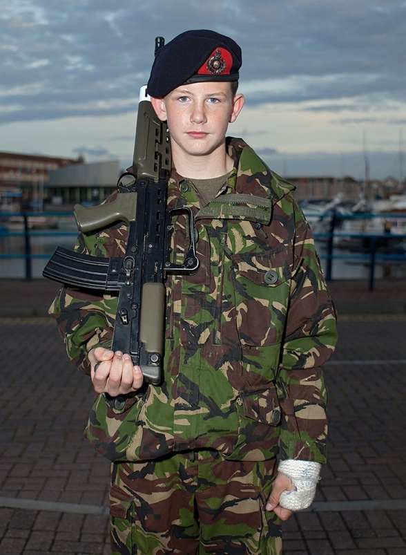 590994. Royal Marine Cadet
