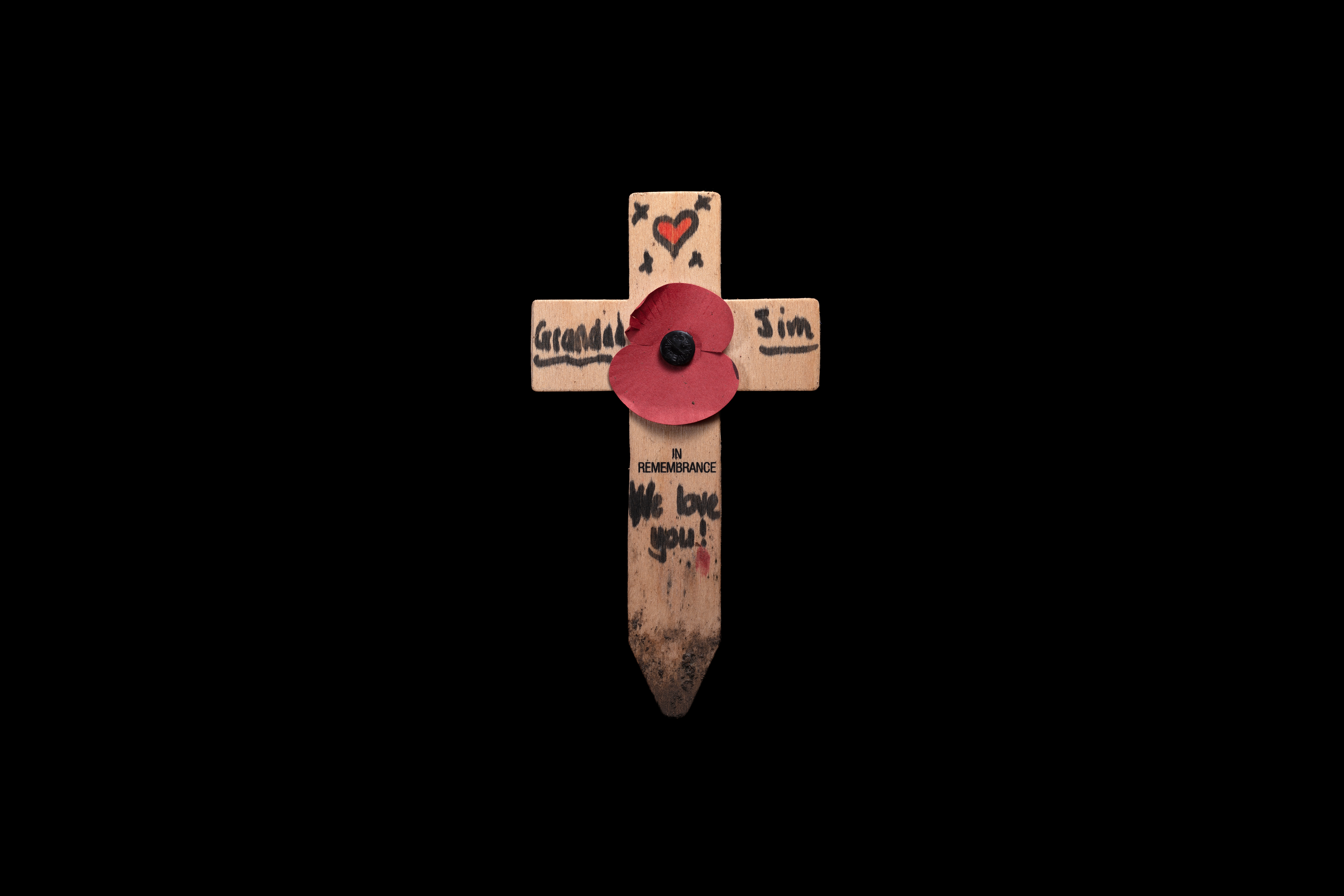 Remembrance Cross #4