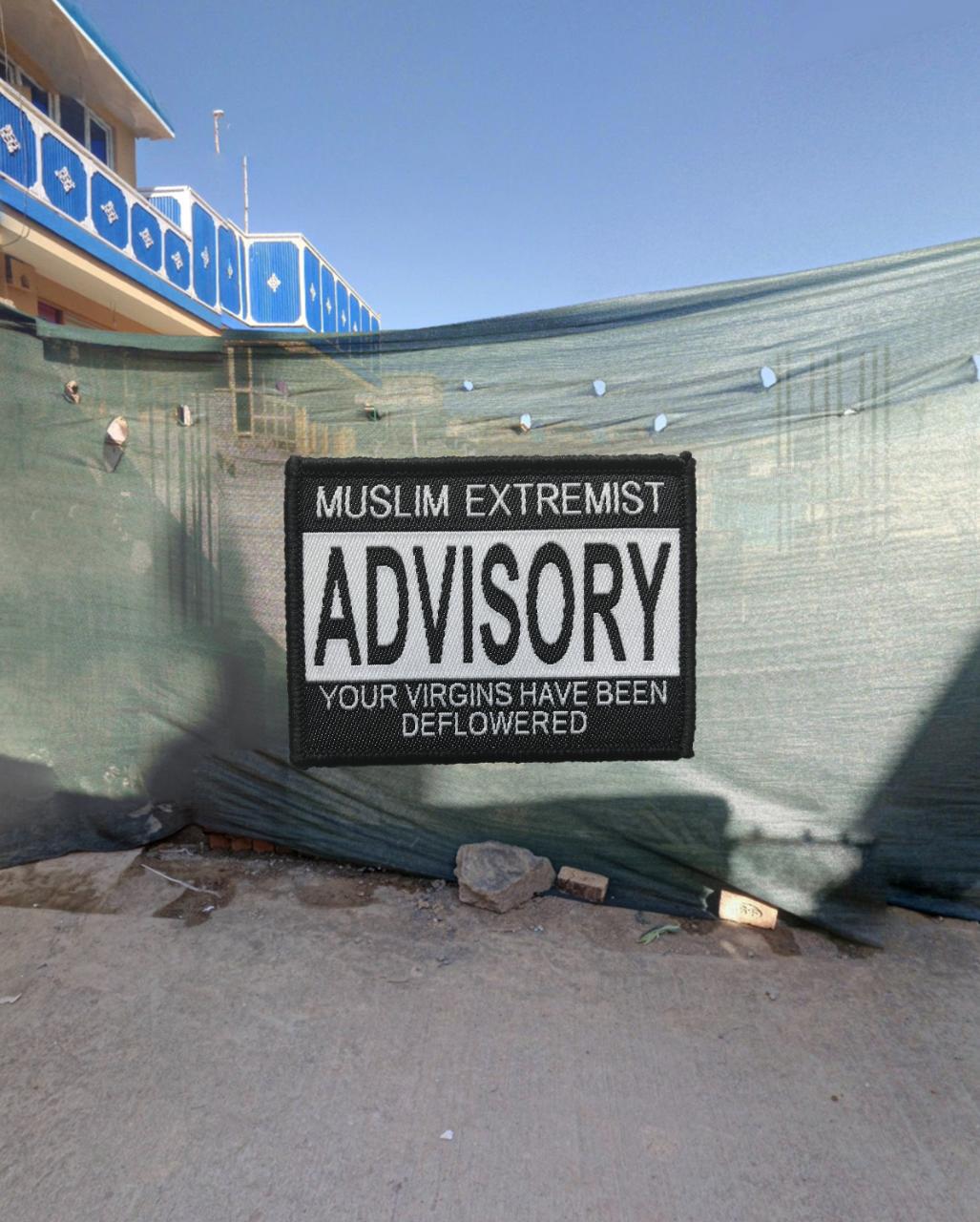 Muslim Extremist Advisory