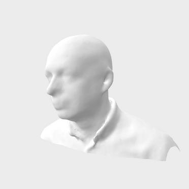 3D Scan Craig Ames