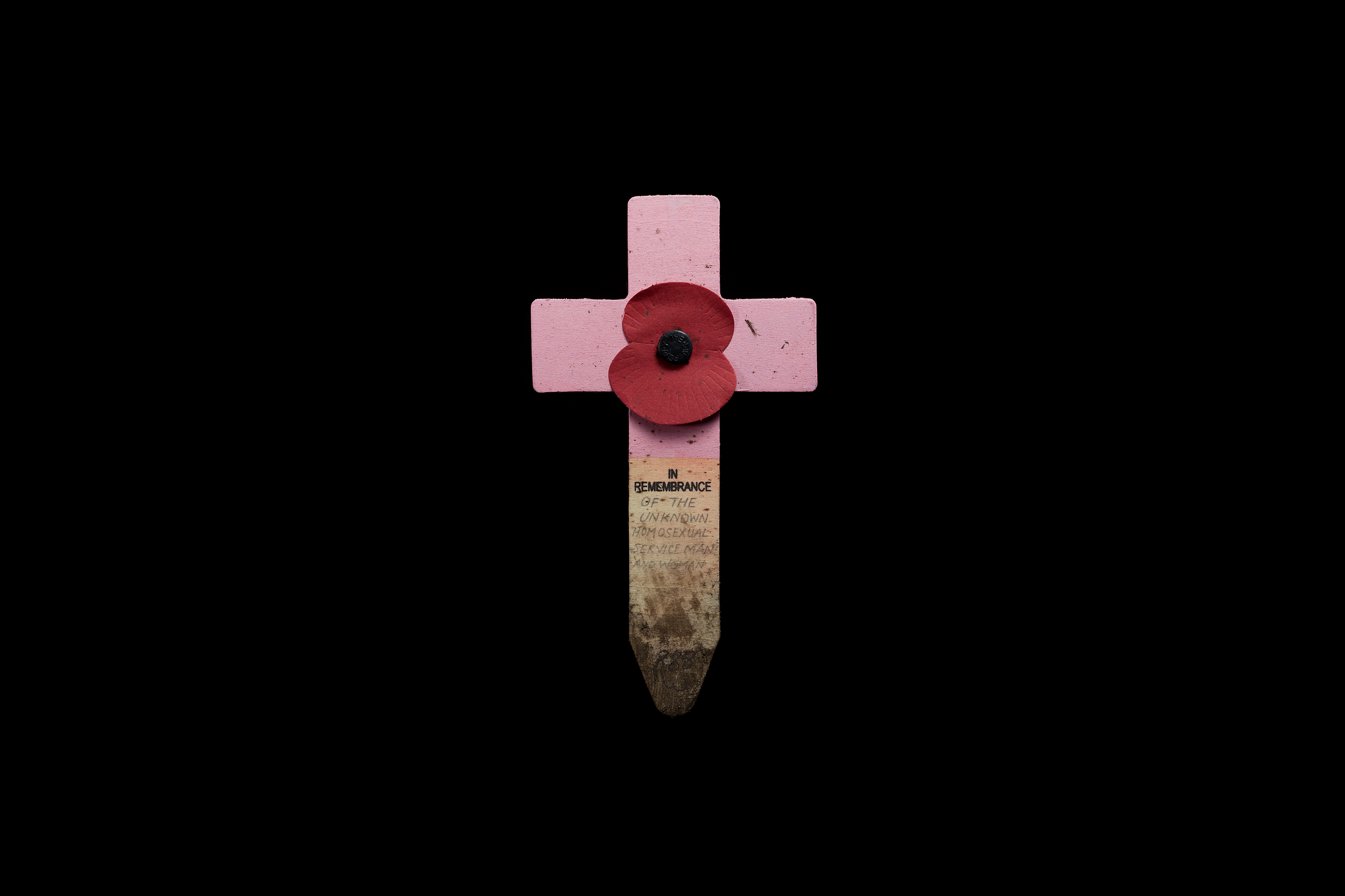 Remembrance Cross #24