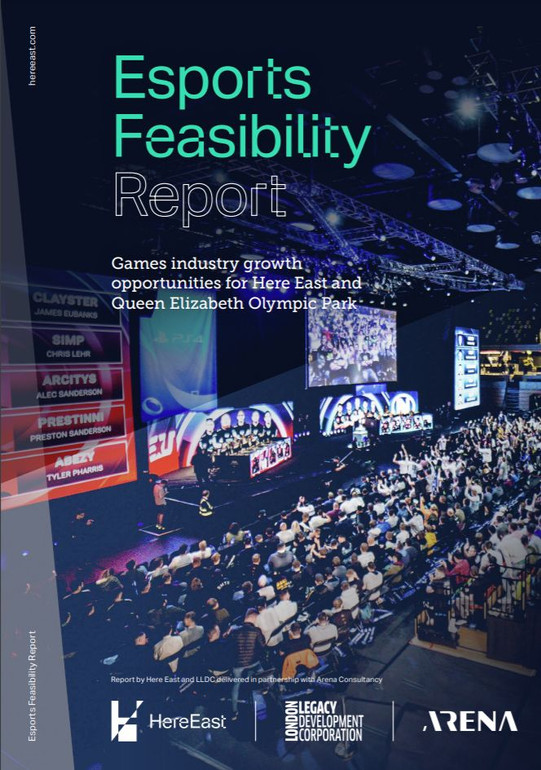 A London Olympic Legacy esports cluster