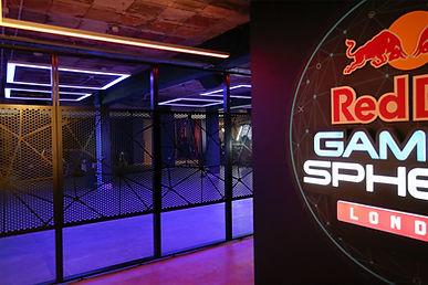 Red Bull Gaming Sphere London