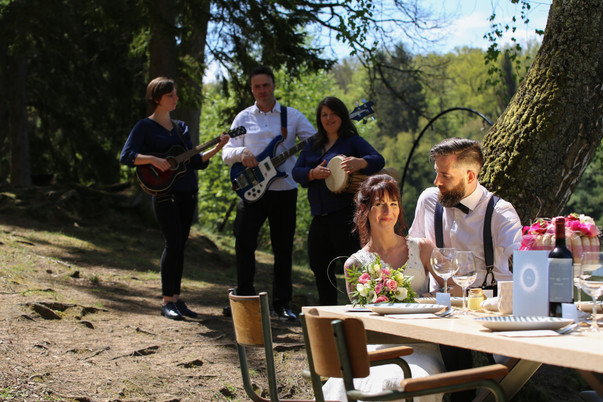 Musique d'ambiance / Jazz / musique mariage