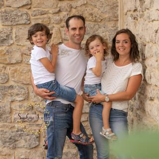 Photos de famille - extérieur - photographe