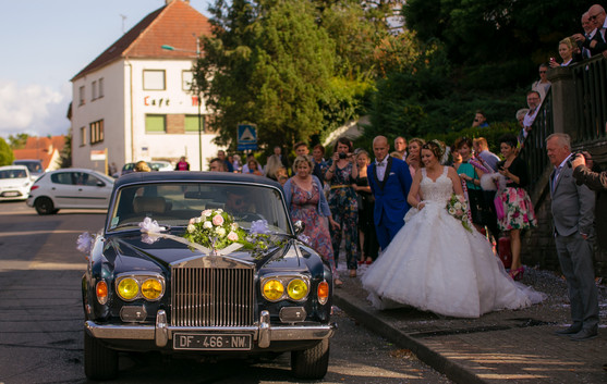 Photographe de mariage / Picardie / Moselle