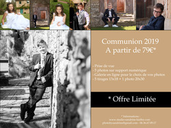 Communion / Photographe / Sarreguemi
