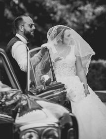 La mariée / Entrée dans l'église / Photographe