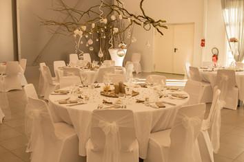 Décoration Salle de mariage / Photographe / Moselle