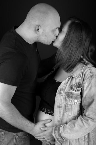 Amour / venue bébé /photographe