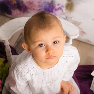photo - 1 an - bébé