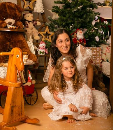 Noël / Cadeau de Noël / Photographe