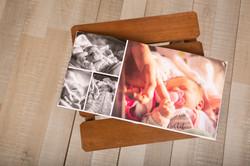 Livre photo / Naissance / Souvenirs