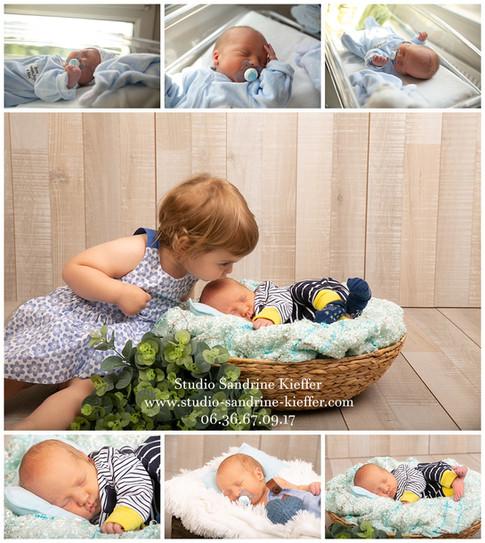 Photo maternité  / Hôpital / Sarreguemines