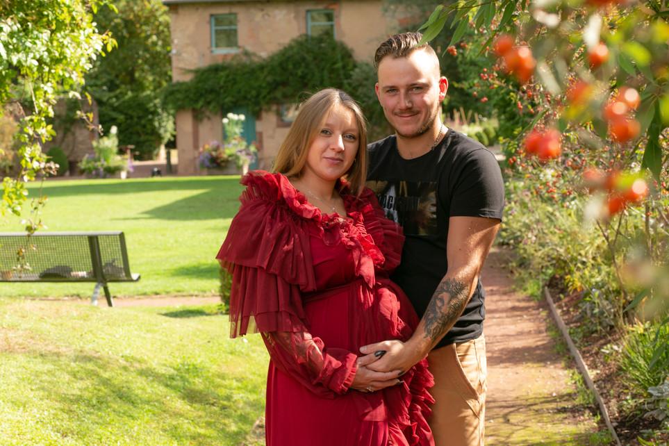Jardins des Faienceries - Sarreguemines - grossesse