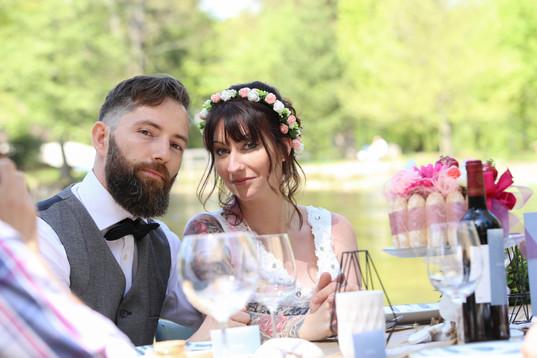 Mariage fleuris / Lorraine / Mariage en lorraine