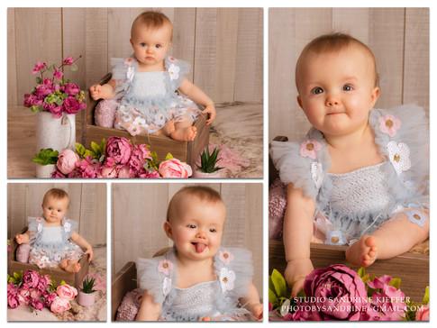 Robe / Petite fille / Photographe