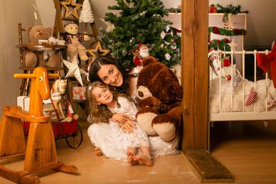 Noël / Magie de Noël / Photographe