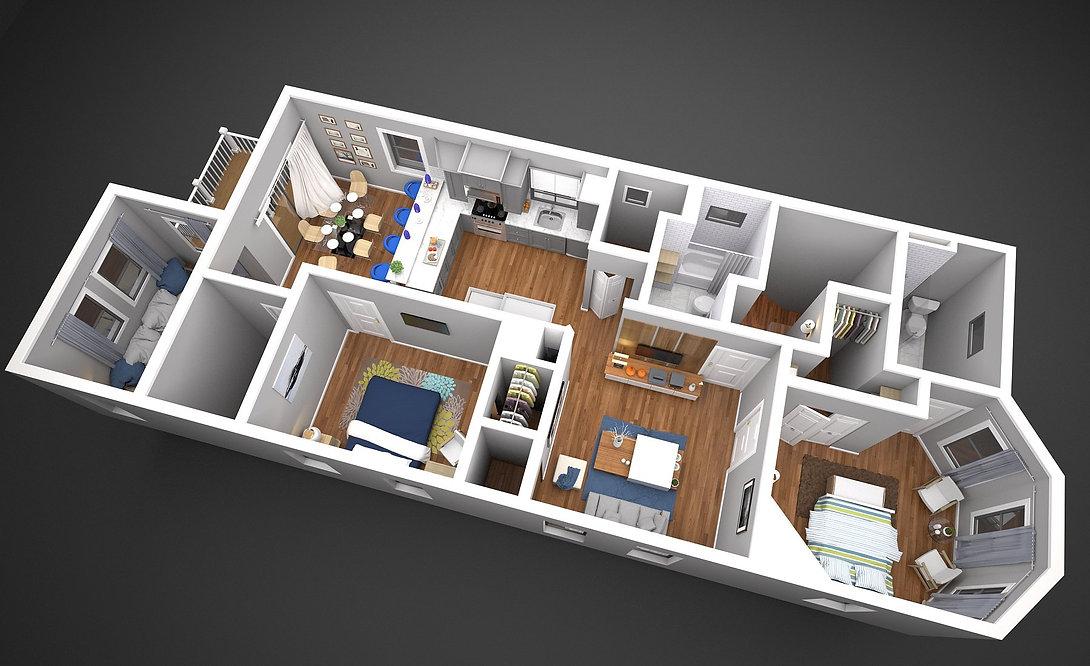 3d Floor plan_3 Bedroom apartment.jpg