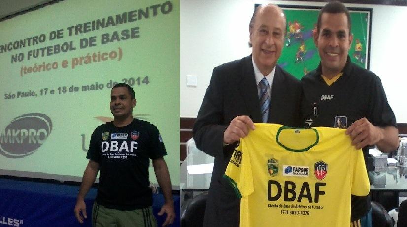 DBAF BUSCANDO CONHECIMENTO EM SP