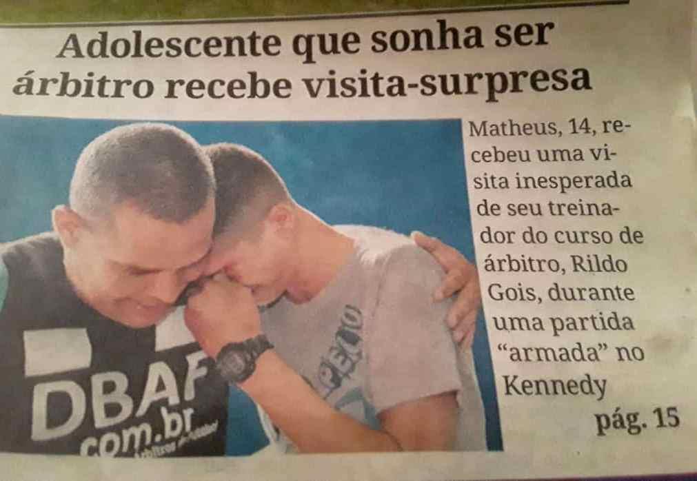 EMOÇÕES TOMARAM CONTA DO PARANÁ