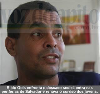 RILDO GOIS OLHEIRO DE ÁRBITROS