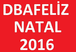 DBAF  FELIZ  NATAL  2016